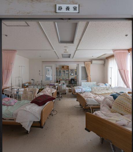 Verlaten Fukushima maakt verpletterende indruk: 'Alsof je rondloopt in levensechte horrorfilm'