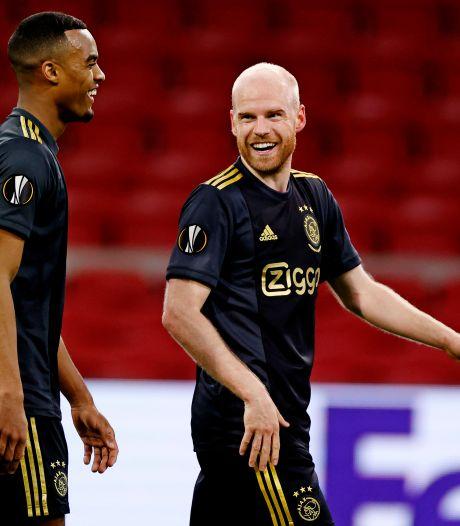 Ajax op 20ste plaats meest waardevolle clubs
