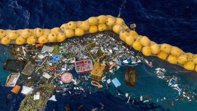 """Ocean Cleanup: """"Laatste test bewijst dat technologie werkt"""""""