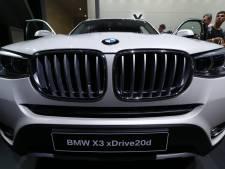 BMW gaat vrijuit in dieselgate