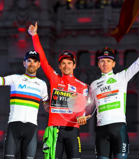 """Alejandro Valverde, 2e de la Vuelta: """"C'est quelque chose de génial"""""""