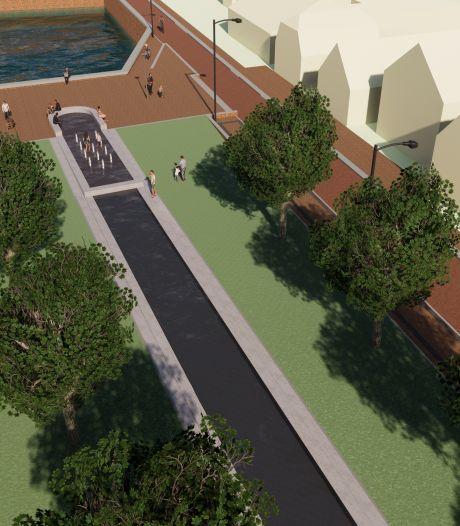 'Waterbak in Oude Haven komt er toch'; college weigert voorstel uit te voeren