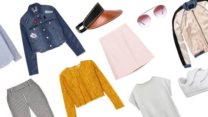 Maak je garderobe zomerproof met deze 21 hippe items