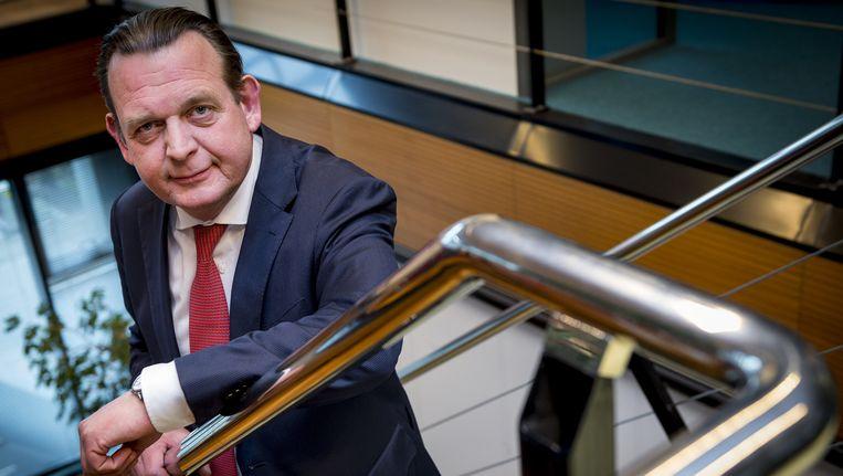 Portret van Reinier van Zutphen, de Nationale Ombudsman Beeld anp