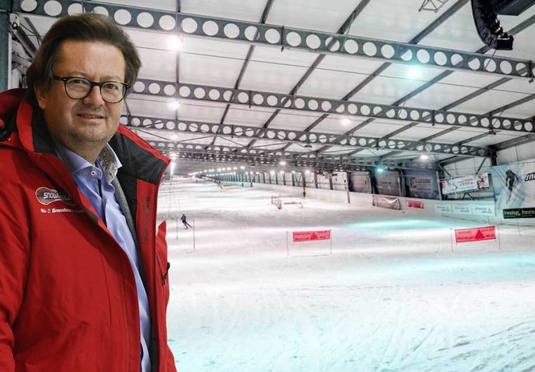 SnowWorld, een van de bedrijven waar Marc Coucke instapte. Beeld Photo News / Snowhall Amnéville