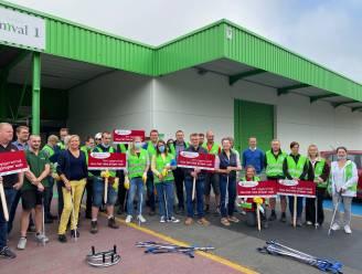 Bedrijven Rond de Watertoren organiseren eerste zwerfvuilactie
