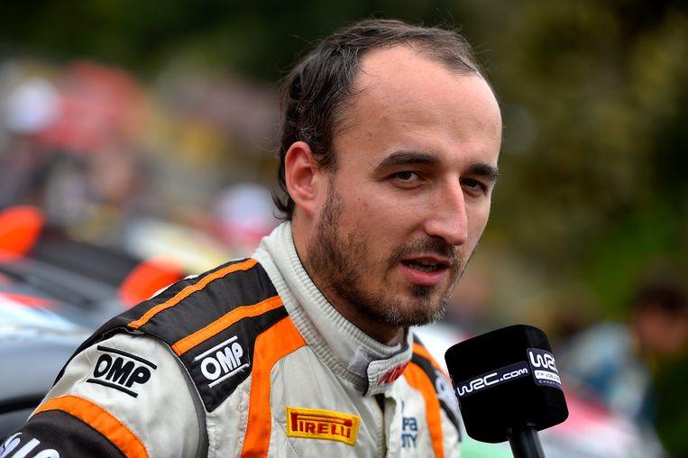 Kubica terug bij Renault? Beeld ANP