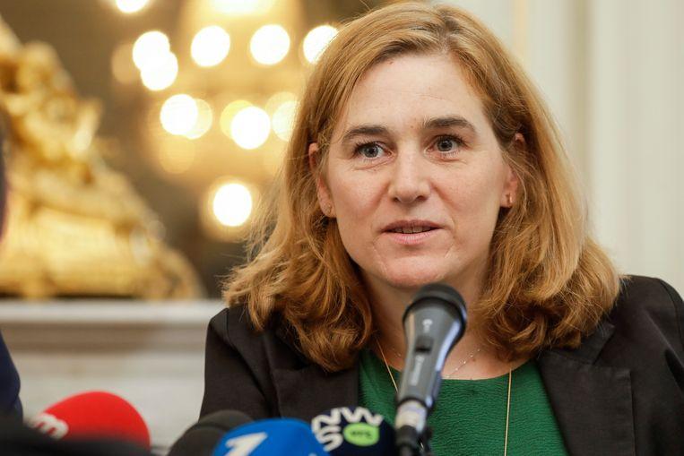 Elke Van den Brandt.