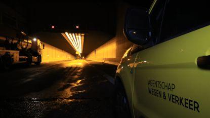 Onderhoudswerken in Tijsmans- en Beverentunnel