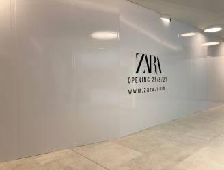 Eerste Zara met 'click & collect' opent morgen voor grote publiek in Wijnegem Shopping Center