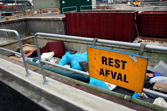 Momenteel wordt jaarlijks nog 244 kilo restafval per inwoner in Berkelland aangeboden.