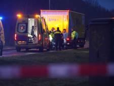 Meisje (17) komt om het leven bij aanrijding met vrachtwagen op N348 in Deventer: weg afgesloten