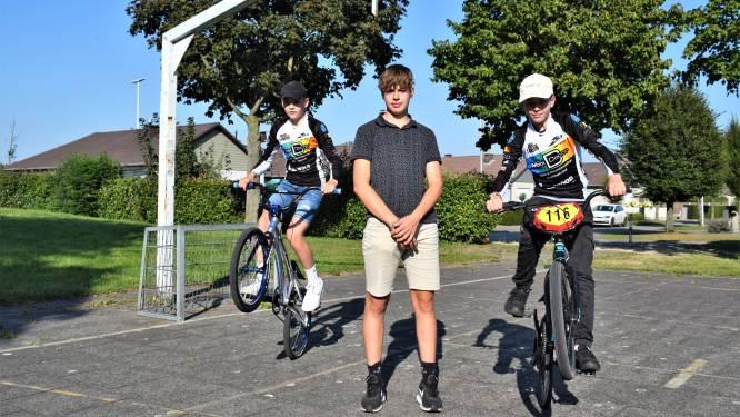 """BMX-vrienden starten petitie voor pumptrack: """"Veel multifunctioneler dan een skatepark"""""""