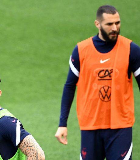 "Giroud promet d'inviter Benzema au karting si la France gagne l'Euro: ""S'il veut oui"""