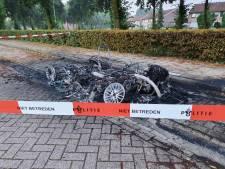 Wims 45 km-wagen is totaal verwoest door vermoedelijke brandstichting: 'Nu kan ik geen oudjes helpen met hun tuin'