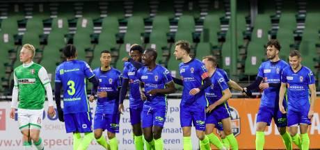 TOP Oss wint weer eens na vier nederlagen op rij; fabelachtig doelpunt Van der Heijden