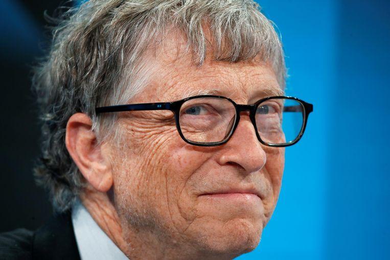 Bill Gates. Beeld REUTERS