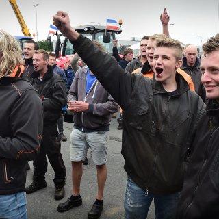 Gaat het boerenprotest het redden zonder de sympathie van de burgers?