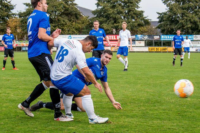 DFS voetbalt nu nog op sportpark Herenland in Opheusden, mogelijk worden daar op termijn huizen gebouwd en zal de club verkassen.