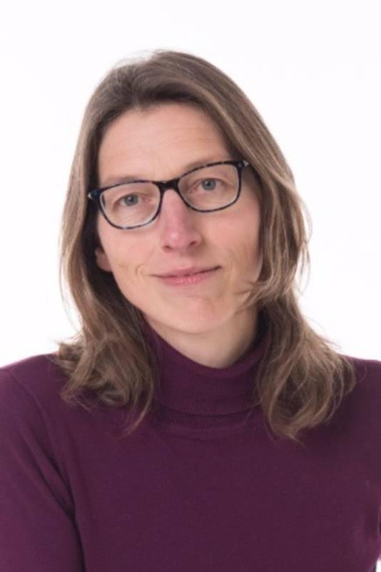 Thera Habben Jansen van het Antibioticaresistentie ABR Zorgnetwerk Brabant.