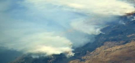 Les incendies qui ravagent la Turquie vus depuis la Station Spatiale internationale
