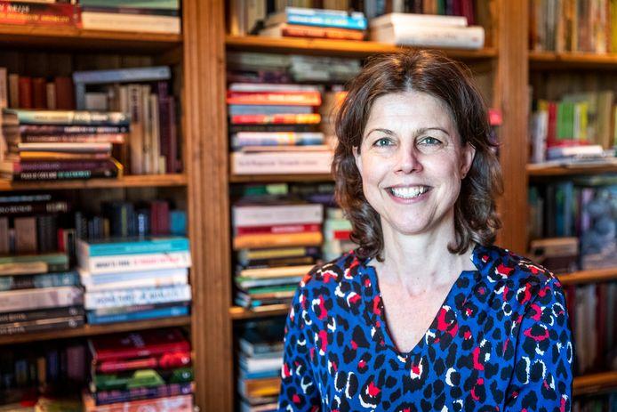 Monique Cunnen uit Neerkant schrijft verhalen en is onlangs weer in de prijzen gevallen.
