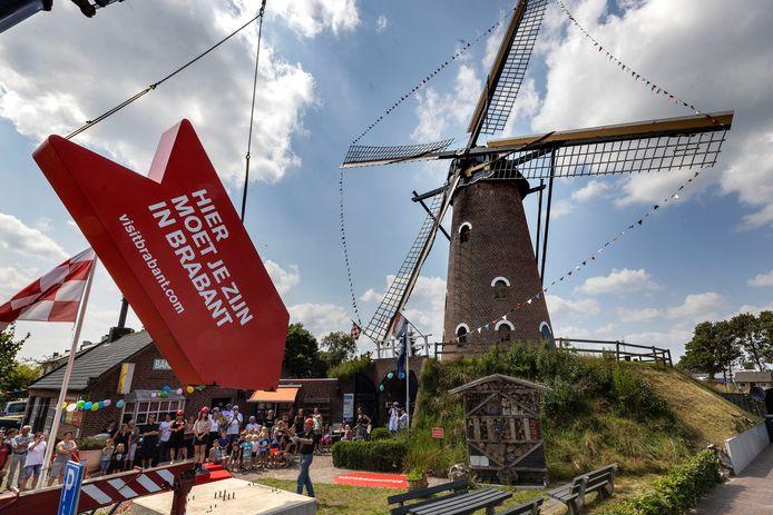 Luyksgestel ED2021-12563 Bakkerijmuseum krijgt Visit Brabant-pijl