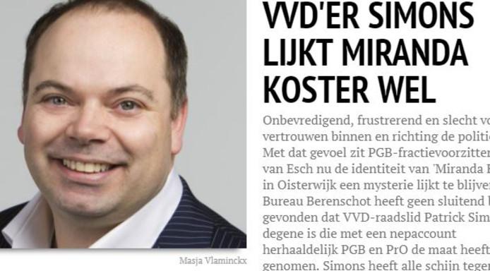Brabants Dagblad vat de raadsperiode 2014-2018 van de Oisterwijkse gemeenteraad samen in een tijdlijn.