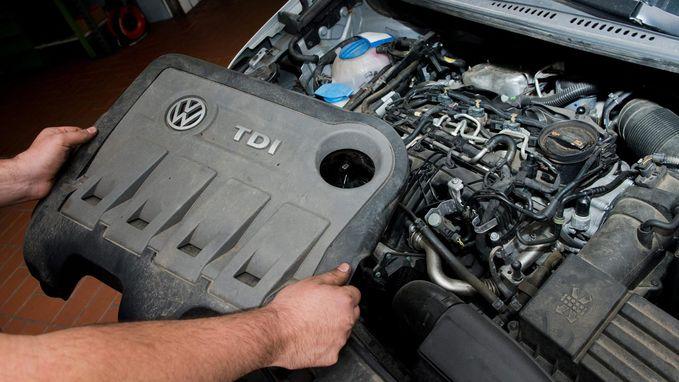 Sjoemelmotor Volkswagen blijkt gefinancierd met Europees geld