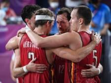 Euro de basket 3x3:les Belgian Lions éliminés dès la phase de poules