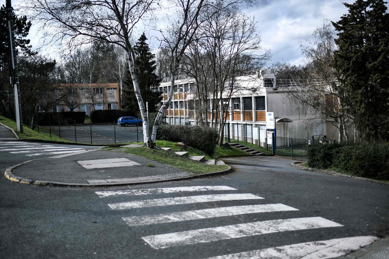 L'affrontement a eu lieu à proximité du collège de Saint-Chéron (Essonne) lundi.