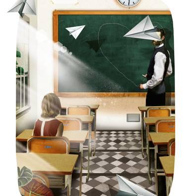 Hoe leraar Egbert Jan Riethof een heimelijke relatie kreeg met een oud-leerling