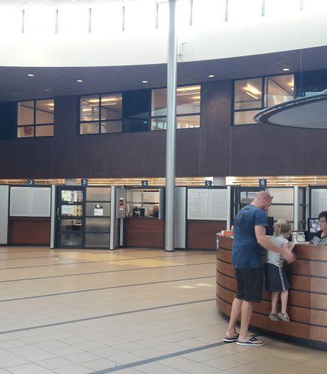 Straks koffiecorner in hal van Zevenbergs gemeentehuis