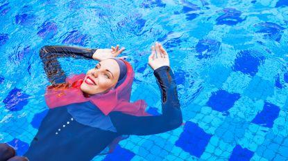 """Boerkini blijft verboden in Antwerps zwembad: """"Kledingstuk voldoet niet aan veiligheidsvoorschriften"""""""