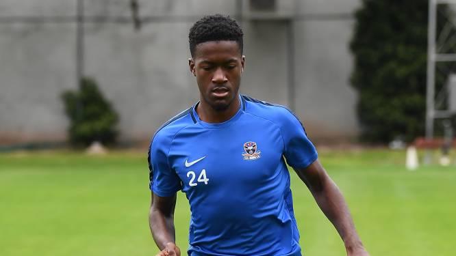 """Joachim Ngongo (FCV Dender): """"Enkel op jeugdkamp met racisme geconfronteerd"""""""