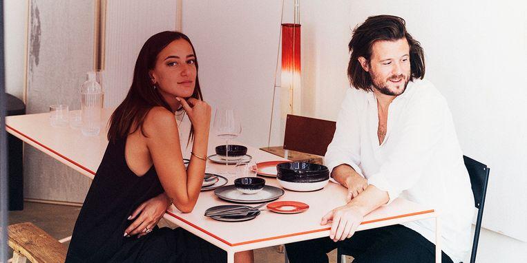 MARIE WYNANTS & Mathieu Terryn Beeld Humo