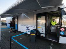 Nieuwe testlocatie van GGD op Urk drie dagen per week open