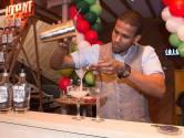 Zijn eerste cocktails waren niet te drinken, 5 jaar later was Hani de beste bartender van het land