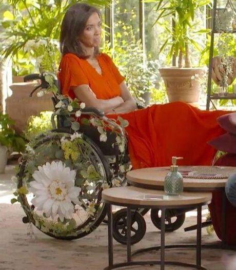 """Pourquoi Karine Le Marchand est-elle en fauteuil roulant dans """"L'amour est dans le pré""""?"""