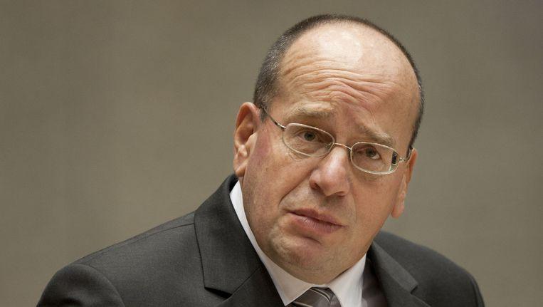 Fred Teeven, staatssecretaris van Justitie. Beeld ANP