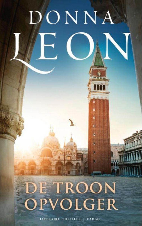 Donna Leon, 'De troonopvolger', Cargo Beeld