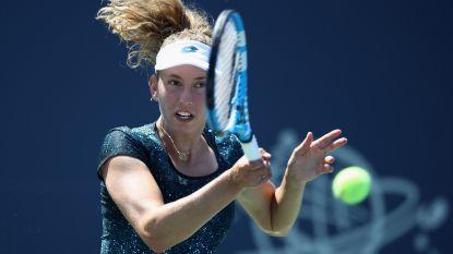 Elise Mertens op drafje naar kwartfinales WTA San José