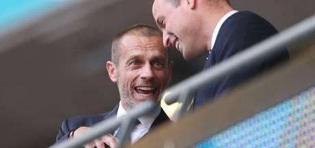 """Le format de l'Euro n'a pas convaincu le patron de l'UEFA: """"Nous ne le referons pas"""""""