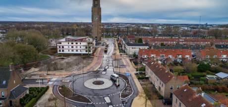 Wegwerkzaamheden in centrum Emmeloord
