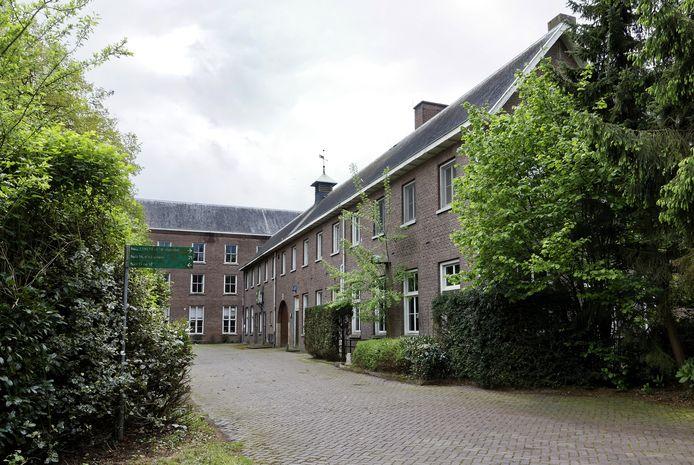 Het hoofdgebouw van Haarendael.