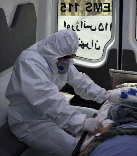 L'Iran dépasse la barre des 60.000 morts