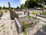 Wat bezielt iemand om een graf te vernielen?