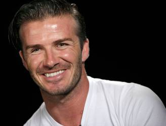 Binnenkort in jouw H&M: een echte David Beckham