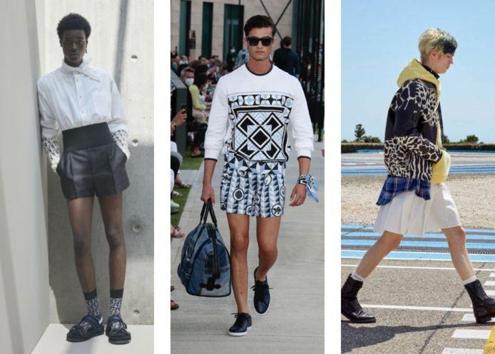 Dior Homme / Dolce & Gabbana / Céline Homme