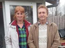 Thuis geen tuin? Bob en Marion klopten aan bij tuinvereniging: 'Het is alsof we op vakantie zijn'